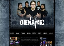 Dienamic – New website by FMS
