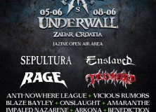 12 FMS bands on Underwall Festival!