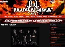 Former FMS band Infernal Tenebra on Brutal Assault!