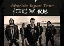 Nordic Thrashers Dienamic Announce Japanese Tour