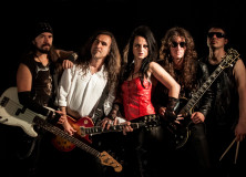 RAPID STRIKE confirmed tour with Black Star Riders!