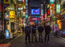 Infernal Tenebra – Japan tour gallery