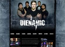 Dienamic – New website by FMS