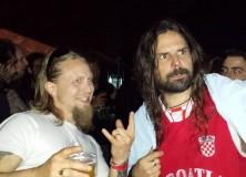 Great job in Belgrade – Sepultura support show!