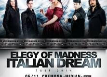 Elegy of Madness on Italian tour!