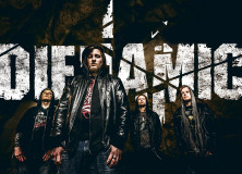 FMS band DIENAMIC released new album 'Afterlife'!