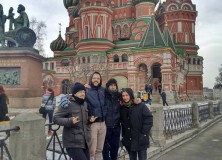 PULVIS ET UMBRA – Gallery from their tour in Russia